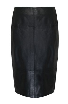 black leather skirt Tuesday Treats   Leather Pencil Skirts