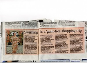 posh swaps mail on sunday 300x218 Press and Articles