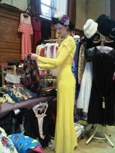Vintage Fashion Fair London