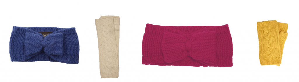 lowie knitted accessories
