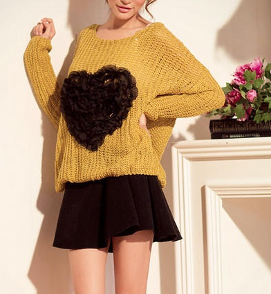 Fairtrade cotton sweater