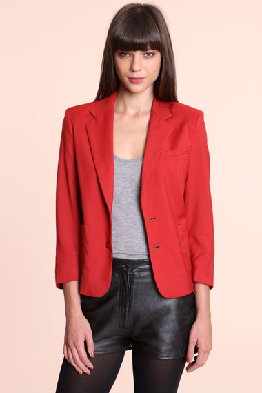 renewal blazer Tuesday Treats   Ethical Autumn Trends