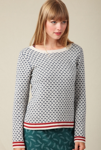 rekindle jumper Tuesday Treats   Ethical Knitwear