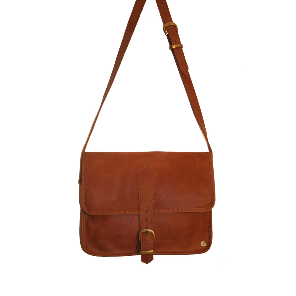 tan satchel 30 Days of Ethical Fashion   Made Accessories