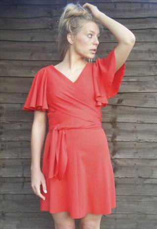 vintage red dress Tuesday Treats   Ethical Red Dresses