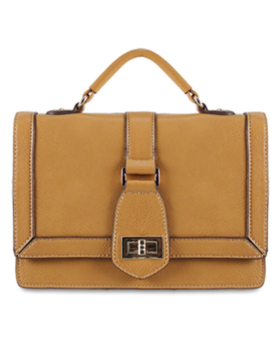 melie bianco vegan edith bag camel wb  1 30 Days of Ethical Fashion   Melie Bianco Vegan Bags