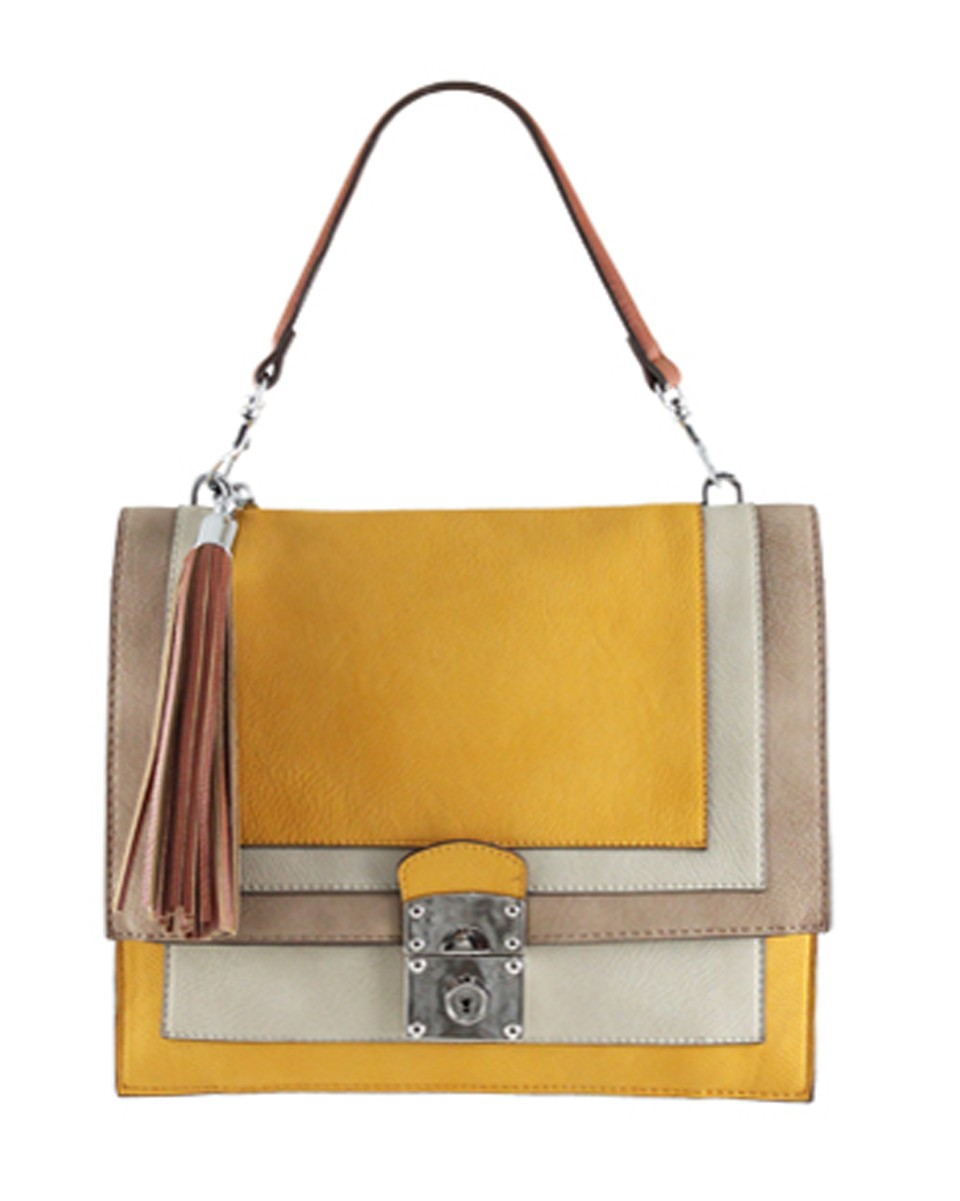 melie bianco vegan lilia bag yellow wb 1 30 Days of Ethical Fashion   Melie Bianco Vegan Bags