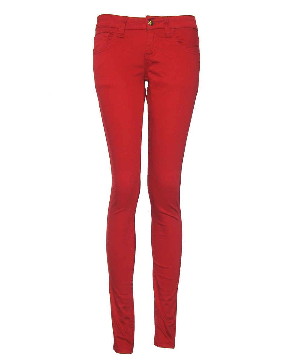 monkee genes organic cotton supa skinny red wb 30 Days of Ethical Fashion   Monkee Genes