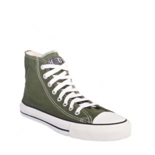 olive hi tops 30 Days of Ethical Fashion   Ethletic Shoes