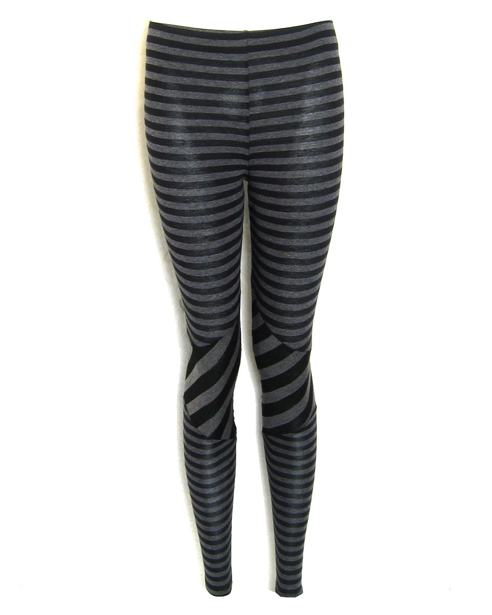 fair true sustainable stripe leggings grey black ethical fashion Tuesday Treats   Ethical Fashion Bargains in the Sales