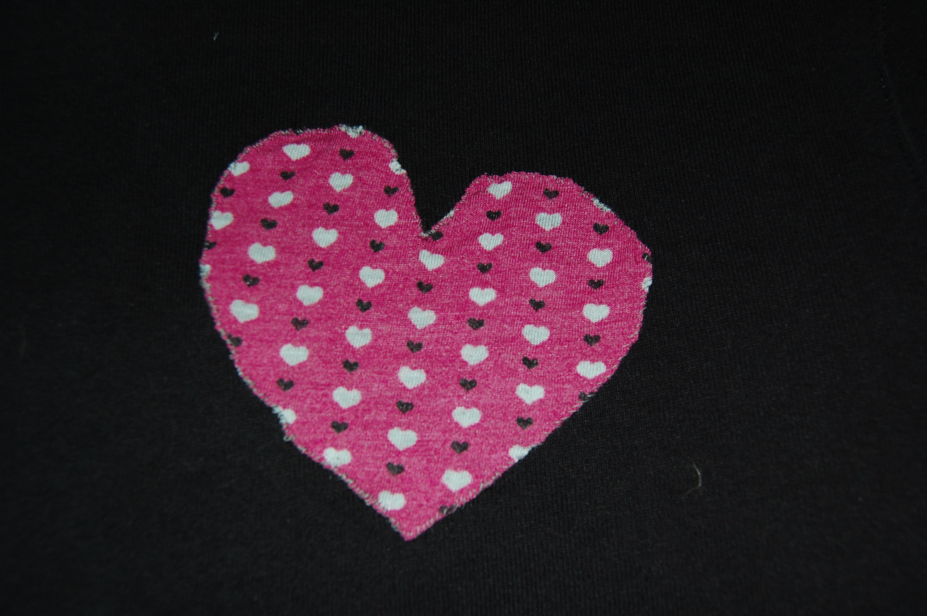 091 An Upcycled Heart Top For Valentines Day