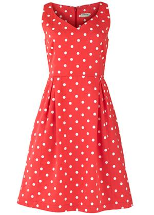 lora dot dress 06f2462fd884 Fair Trade Fashion For Fairtrade Fortnight