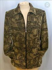 oscar b jacket Paisley Love