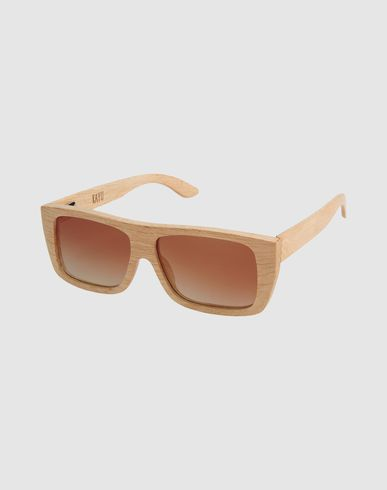 Kayu 1 Eco Bamboo Sunglasses By Kayu