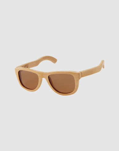 Kayu 41 Eco Bamboo Sunglasses By Kayu