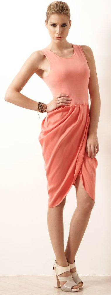draped dress 2 Outsider