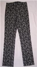kenneth cole Spring 2012   Patterned Trousers