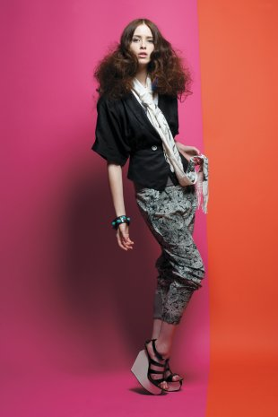 komdo hugo trousers1 Spring 2012   Patterned Trousers