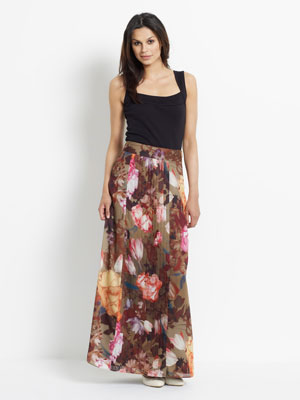 Monsoon Leandra Maxi Skirt