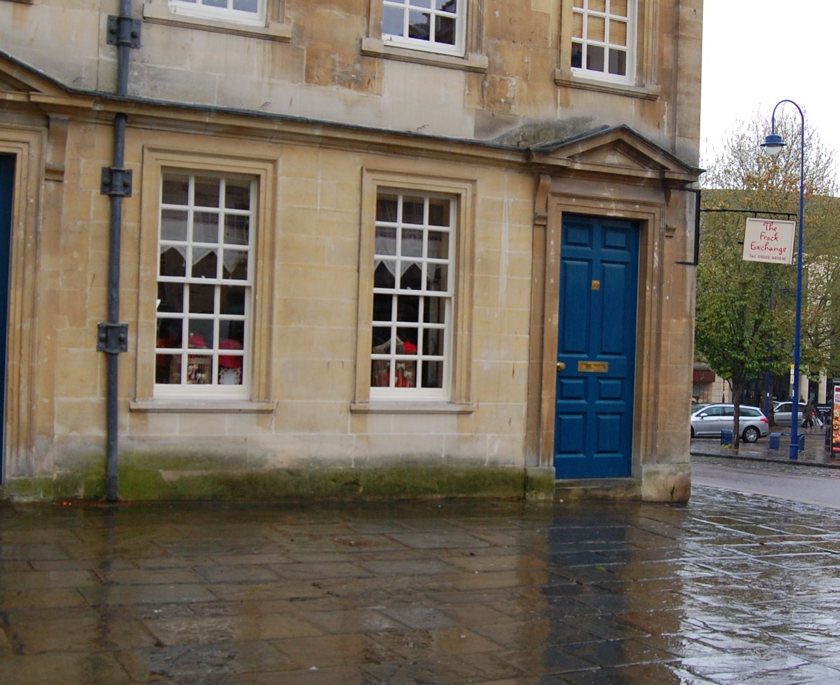 The Frock Exchange Bath
