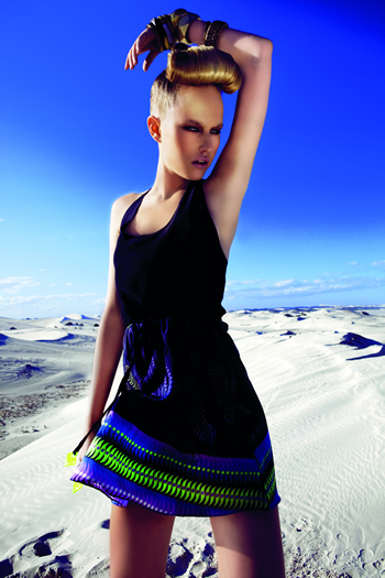 Lalesso 3 Ethical Prints For Spring Summer 2012