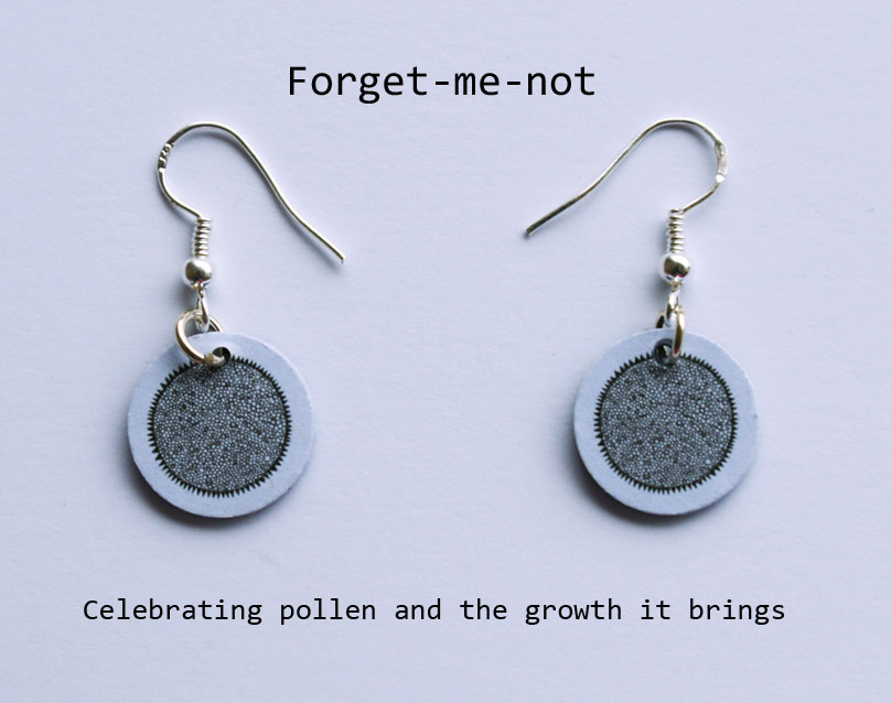 forgetmenot Sustainable Jewellery   Crumple