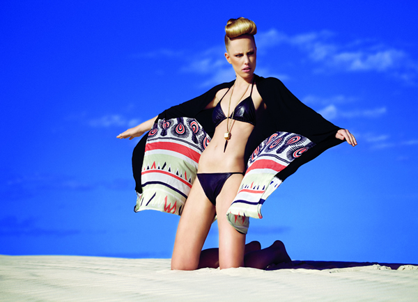 lalesso 4 Ethical Prints For Spring Summer 2012