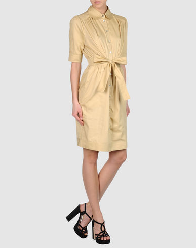 shirt dress by Outsider