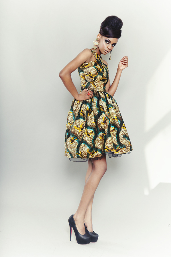 Sika dress SS12