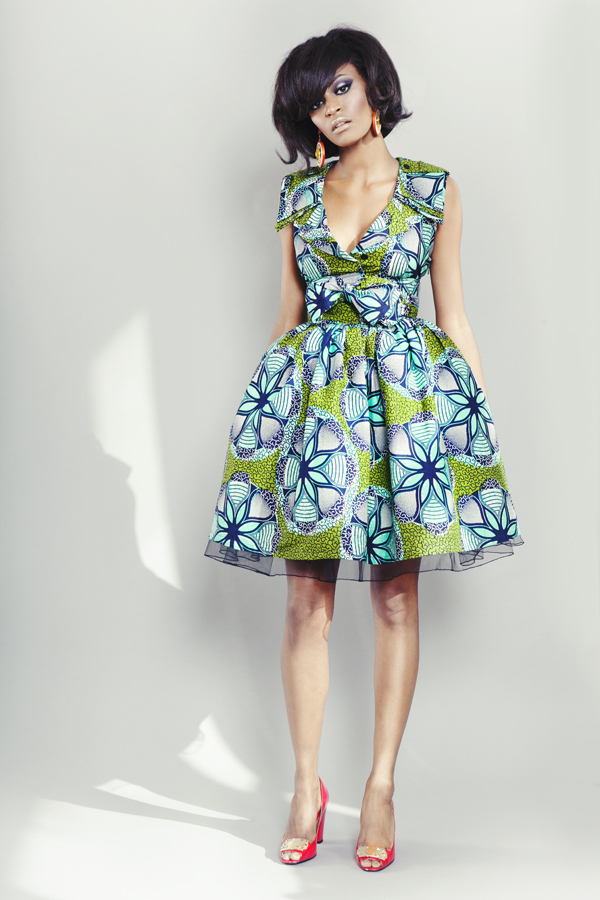 sika 3 Ethical Prints For Spring Summer 2012