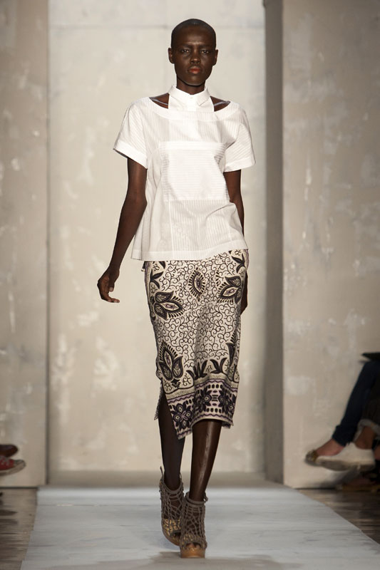 suno 2 Ethical Prints For Spring Summer 2012