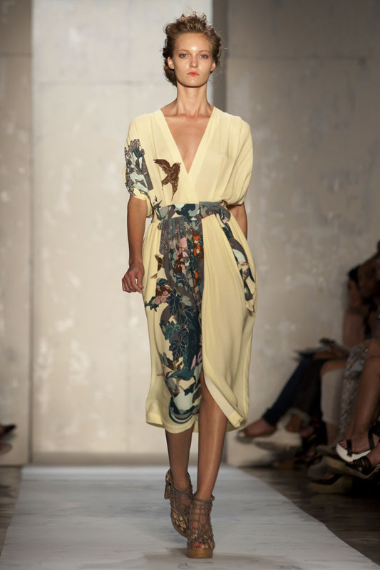 Suno dress SS12