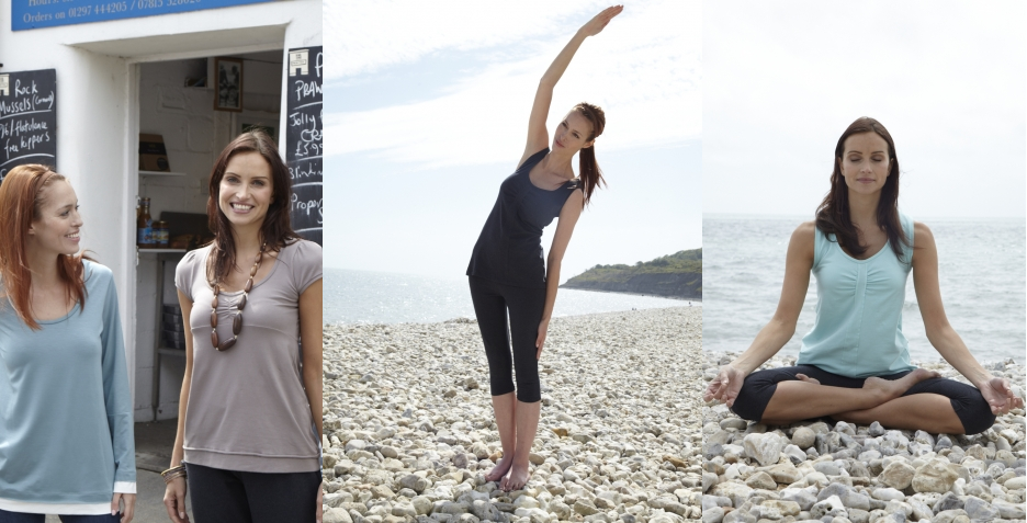 From Clothing - Ethical Fitness Wear