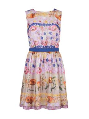 Ted Baker Chora printed dress
