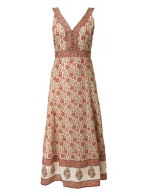 leila print dress1 Ethical Fashion Brands at House of Fraser