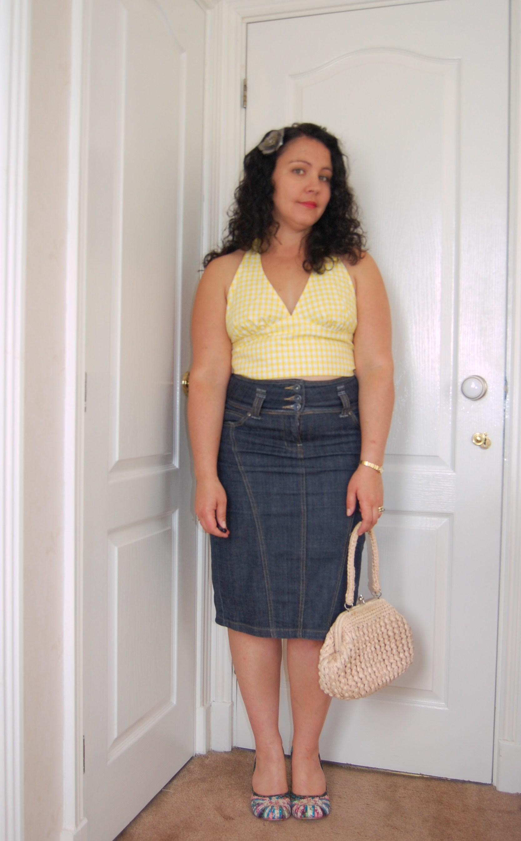 0422 Wear Your Wardrobe Challenge