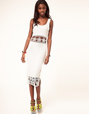 crochet village dress1 Ethical Fashion Brands in ASOS Green Rooms