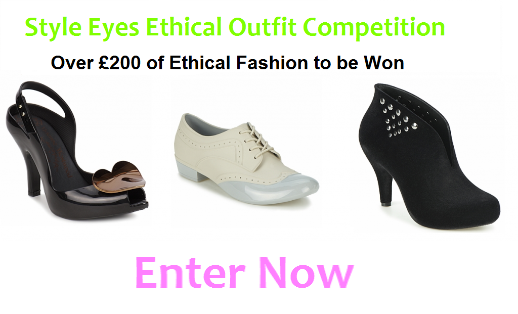 ethical outfit comp June Fashion Bloggers Ethical Outfit Competition   Over £250 of Prizes to be Won