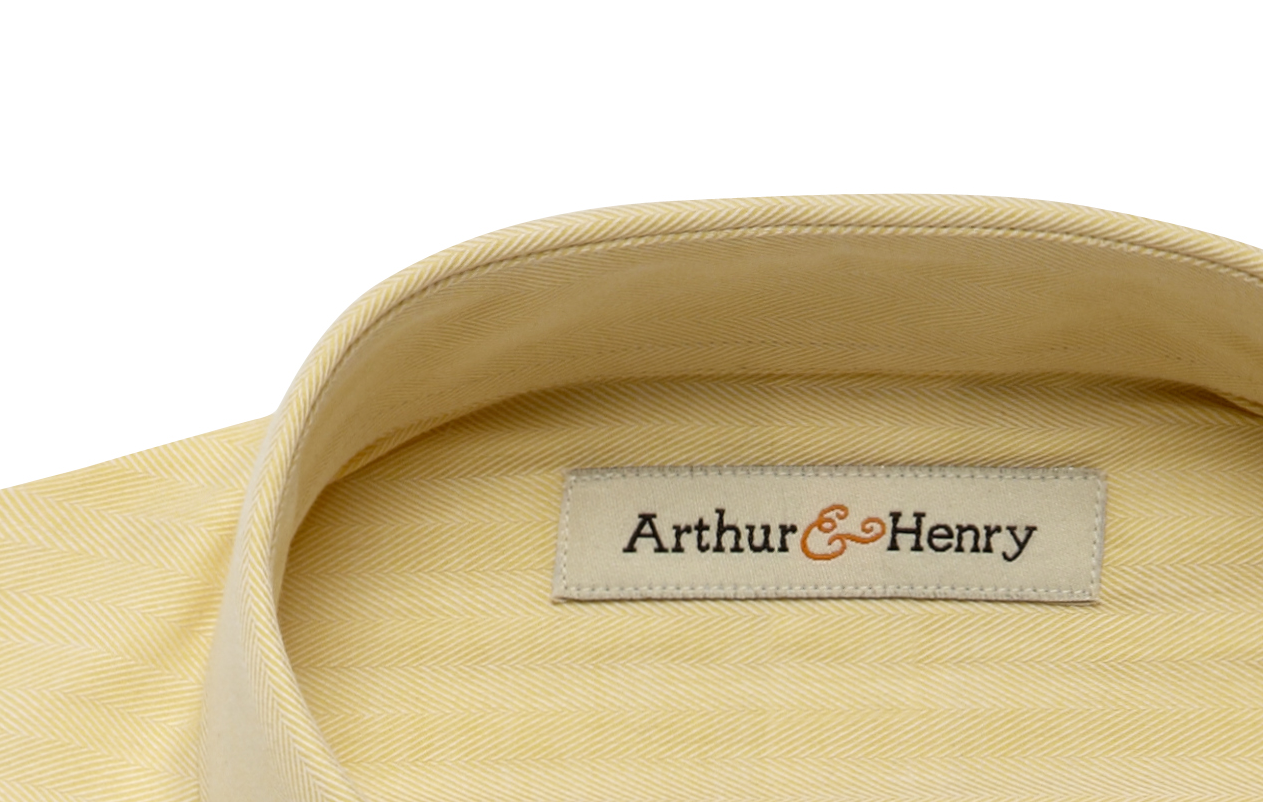 arthur and henry 4 Ethical Menswear! Shirts by Arthur & Henry