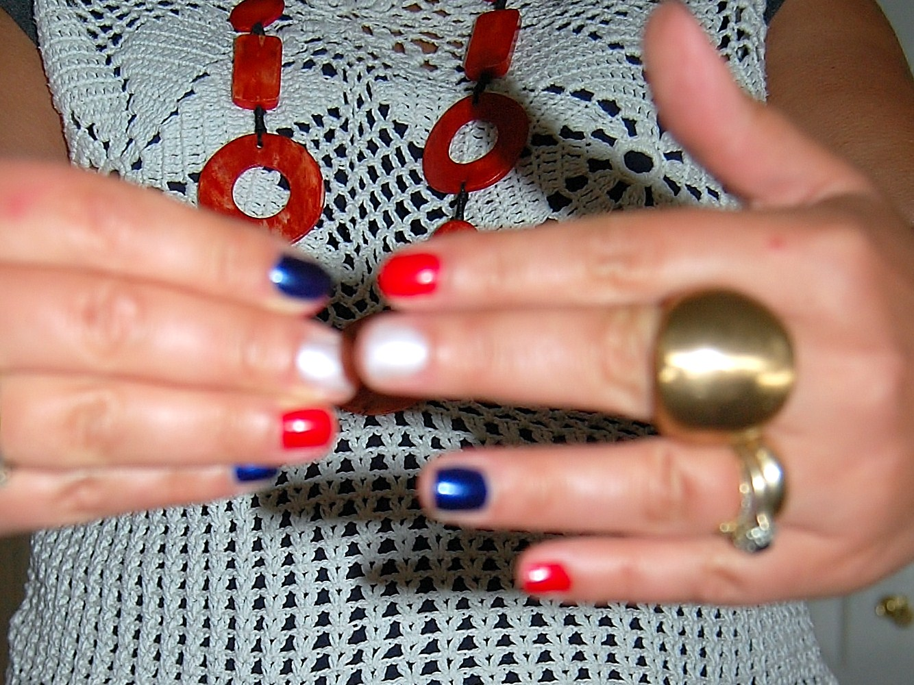 Team  GB nails