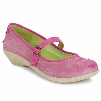Ballerinas Dream in Green MILVA 82582 350 A Eco Shoes   Summer Sale