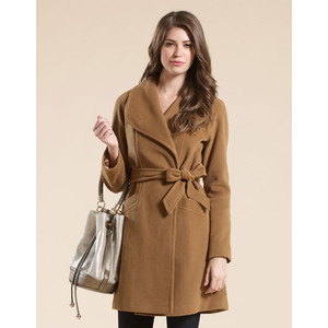 Camel coat Monsoon