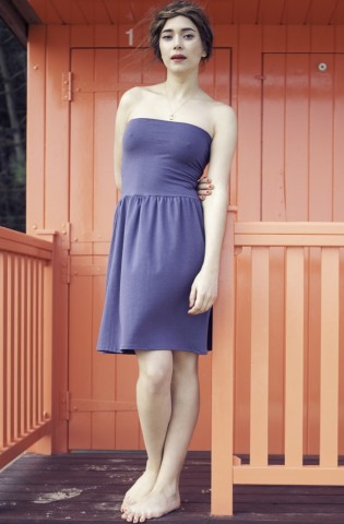 jasmine bandeau dress Ethical Lingerie Sale at Luva Huva
