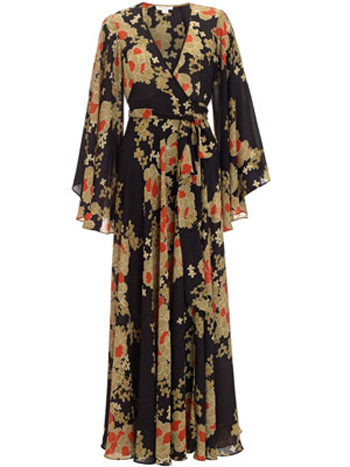 Monsoon Keiko Maxi Dress