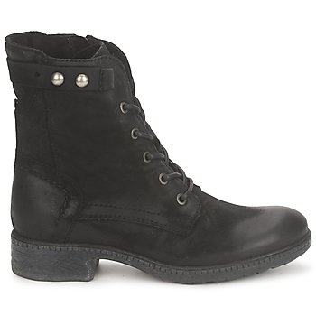 ervane nero black Eco Boots For Winter
