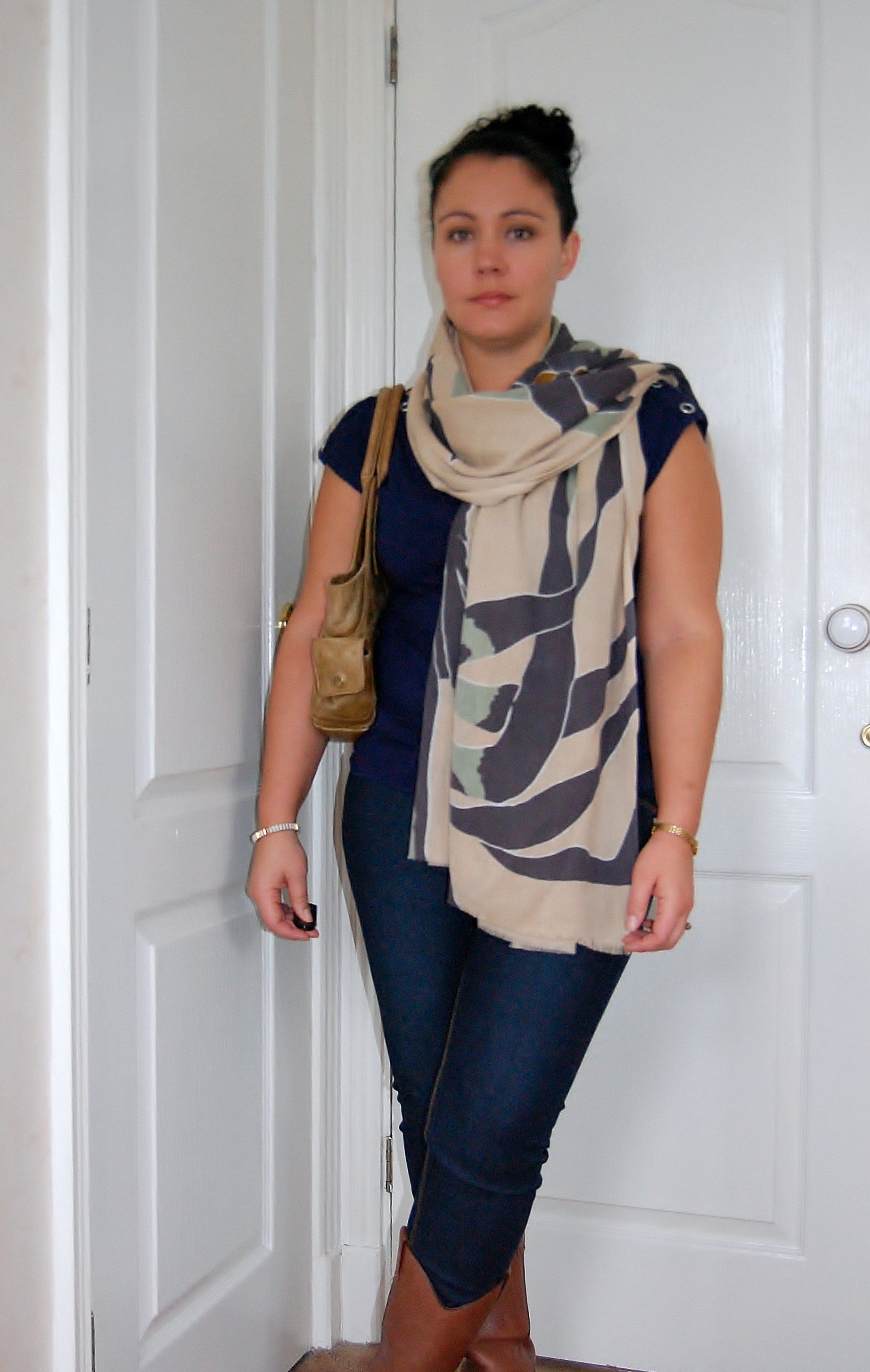 0101 Scarf by Elin Kling for Hoss Intropia