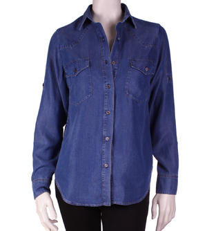 denim shirt My Favourite Pieces from Purity Style