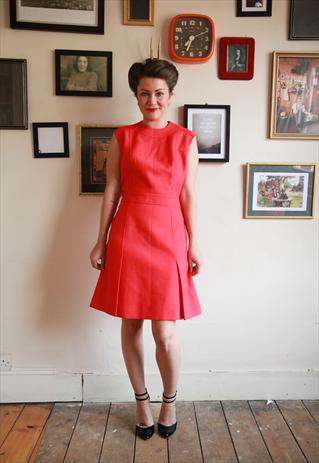 red dress Vintage Fashion at ASOS Marketplace
