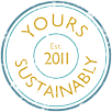 yours sustainably logo new Accessories at Yours Sustainably