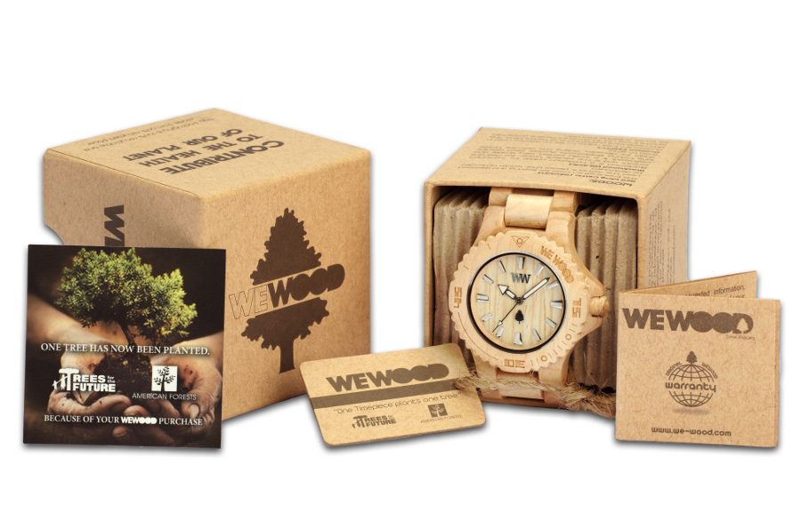 WEWOOD Packaging open Ethical Menswear   A Pressy Guide